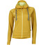 Edelrid Sender sweater Dames geel